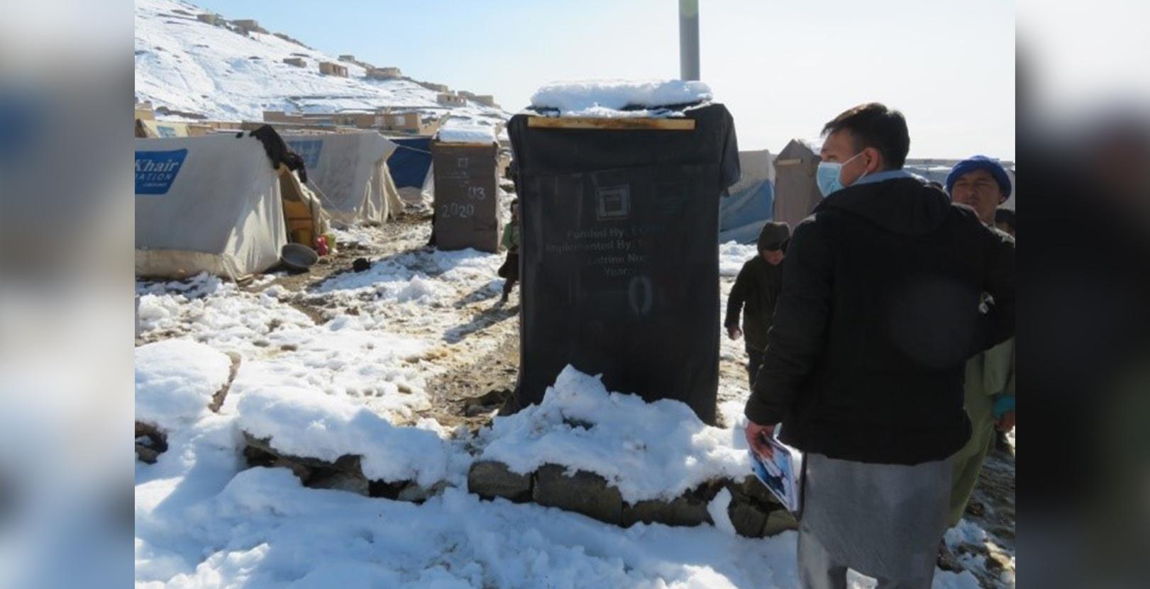 """DACAAR bakker op med tusindvis af latriner om FN´s """"World Toilet Day"""""""