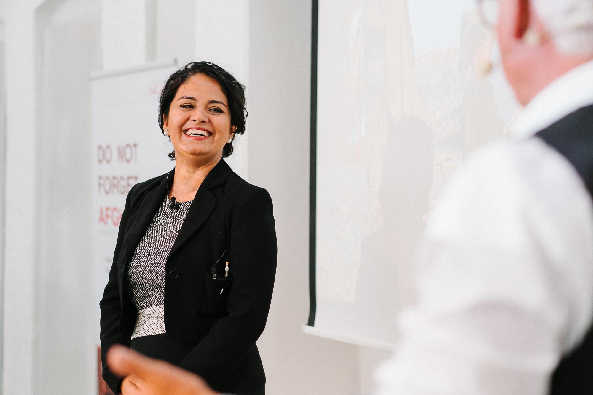 DACAAR får gode råd fra afghanske kvinder i Danmark