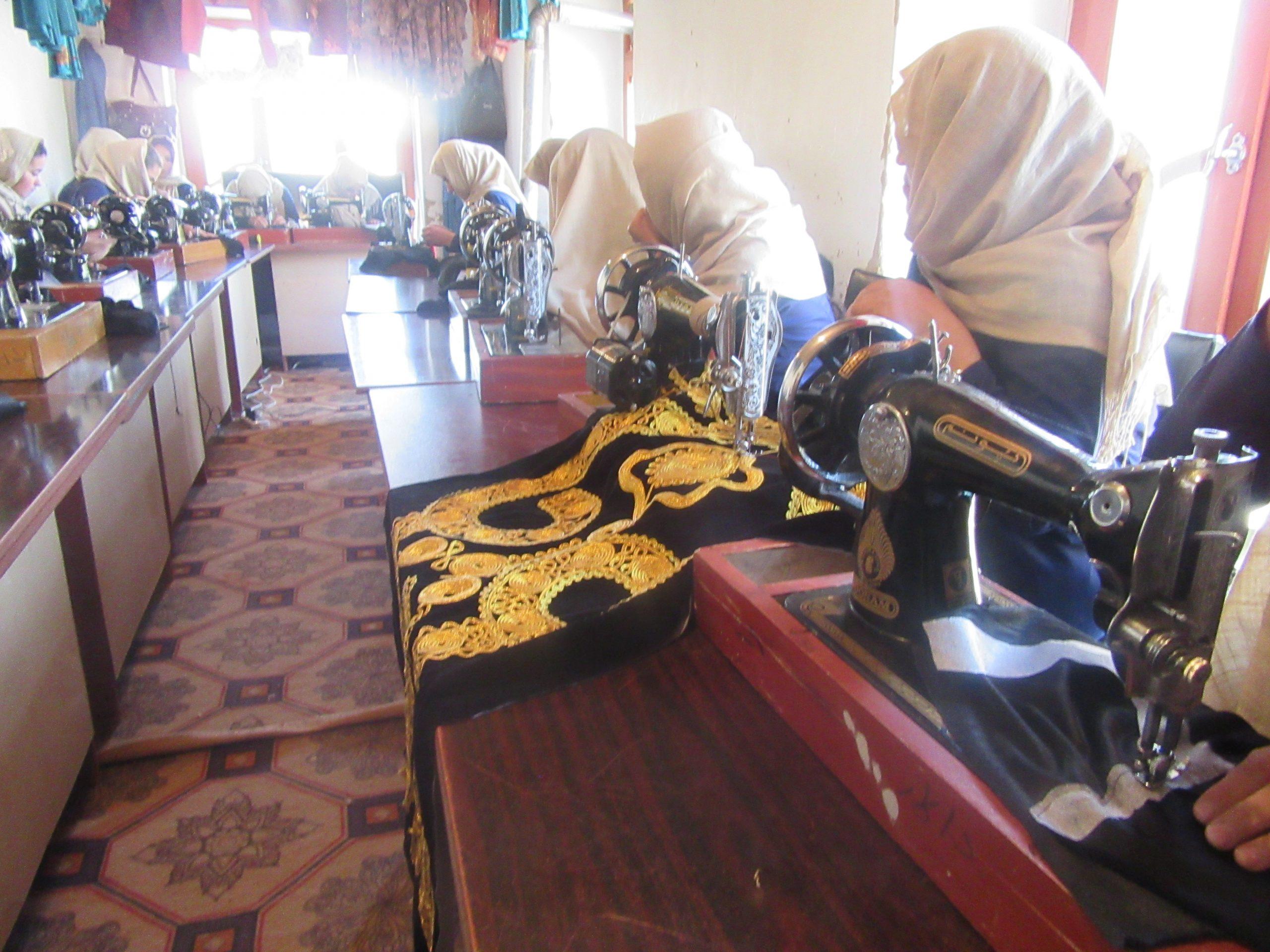 DACAAR´s landbrugsudvikling i Faryab flot bedømt for bønders voksende indkomster