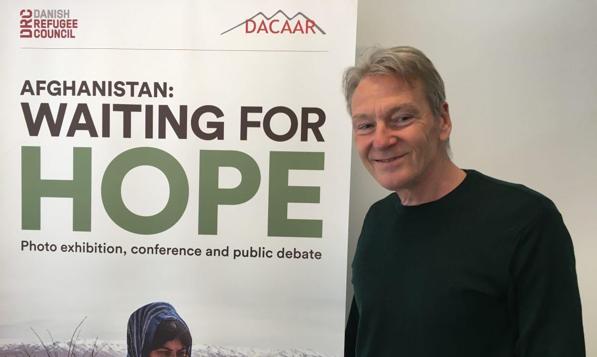 """DACAAR organiserer to konferencer i København om hjælpearbejde og mediedækning under titlen """"Waiting for Hope."""""""