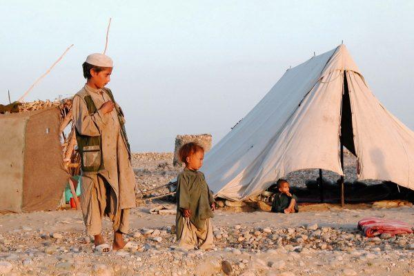 Børn i Afghanistan