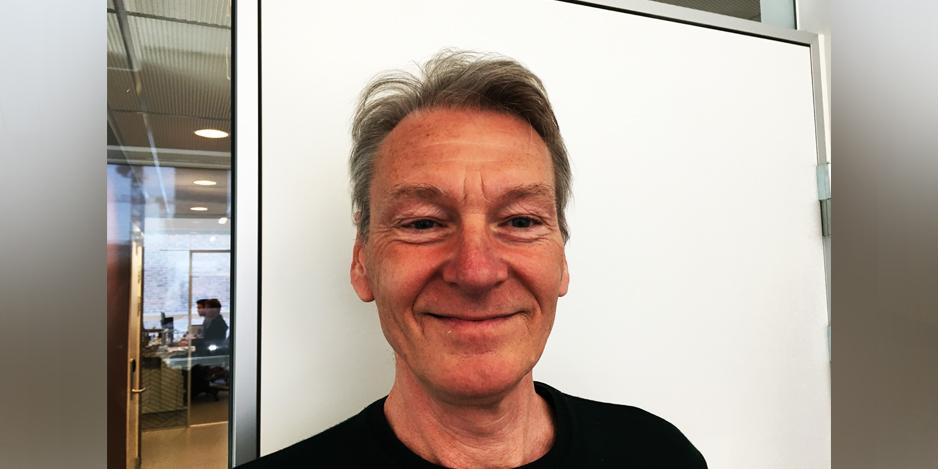 DACAAR´s Klaus Løkkegaard i TV2-News