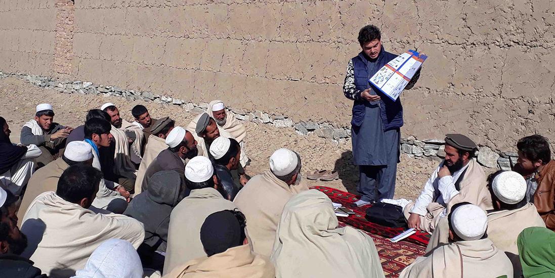 DACAAR advarer mod at nedtone afghansk covid-19-trussel